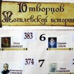 Творцы истории Могилева: Отто Шмидт и Константин Симонов